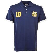 Argentina No 10 Navy Polo Shirt