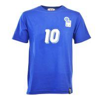 Italy 10 12th Man T-Shirt - Royal