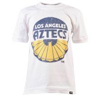 Kids NASL Los Angeles Aztecs T-Shirt - White