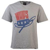 Washington Whips - Grey T-Shirt