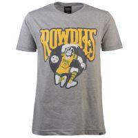 Rowdies Mascot - Grey T-Shirt