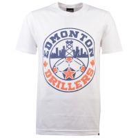 Edmonton Drillers - White T-Shirt
