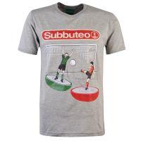 Subbuteo Goal T-Shirt - Grey
