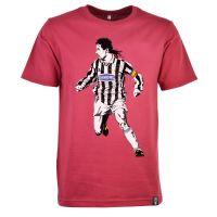 Miniboro - Baggio T-Shirt - Maroon