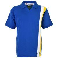TOFFS Classic Retro Royal Short Sleeved Shirt
