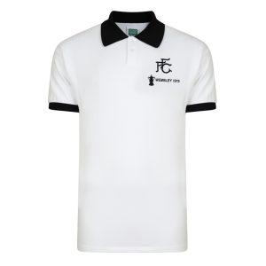 Fulham 1975 FA Cup Final Retro Football Shirt