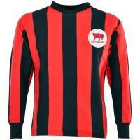 Huddersfield Town 1960s Away Kids Retro Football Shirt