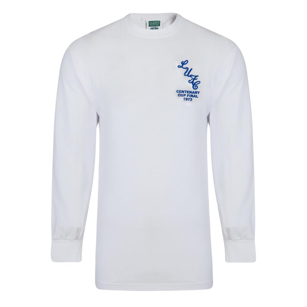 Leeds United 1972 FA Cup Final No8 Retro Shirt