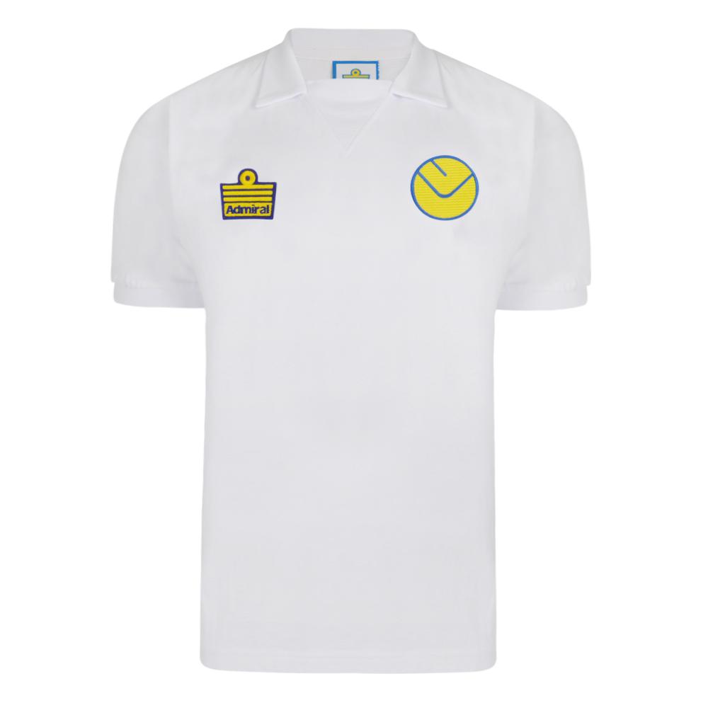Leeds United 1974 No4 Admiral shirt