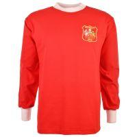 Manchester United 1963 FA Cup Final Retro Football Shirt