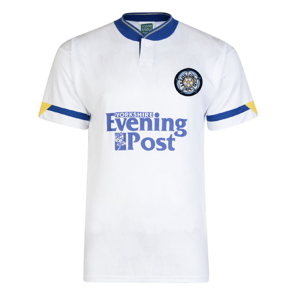 Leeds United 1992 Retro Football Shirt