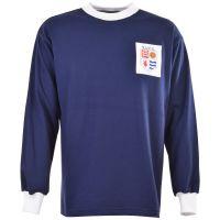 Southend United 1960s Retro Football Shirt
