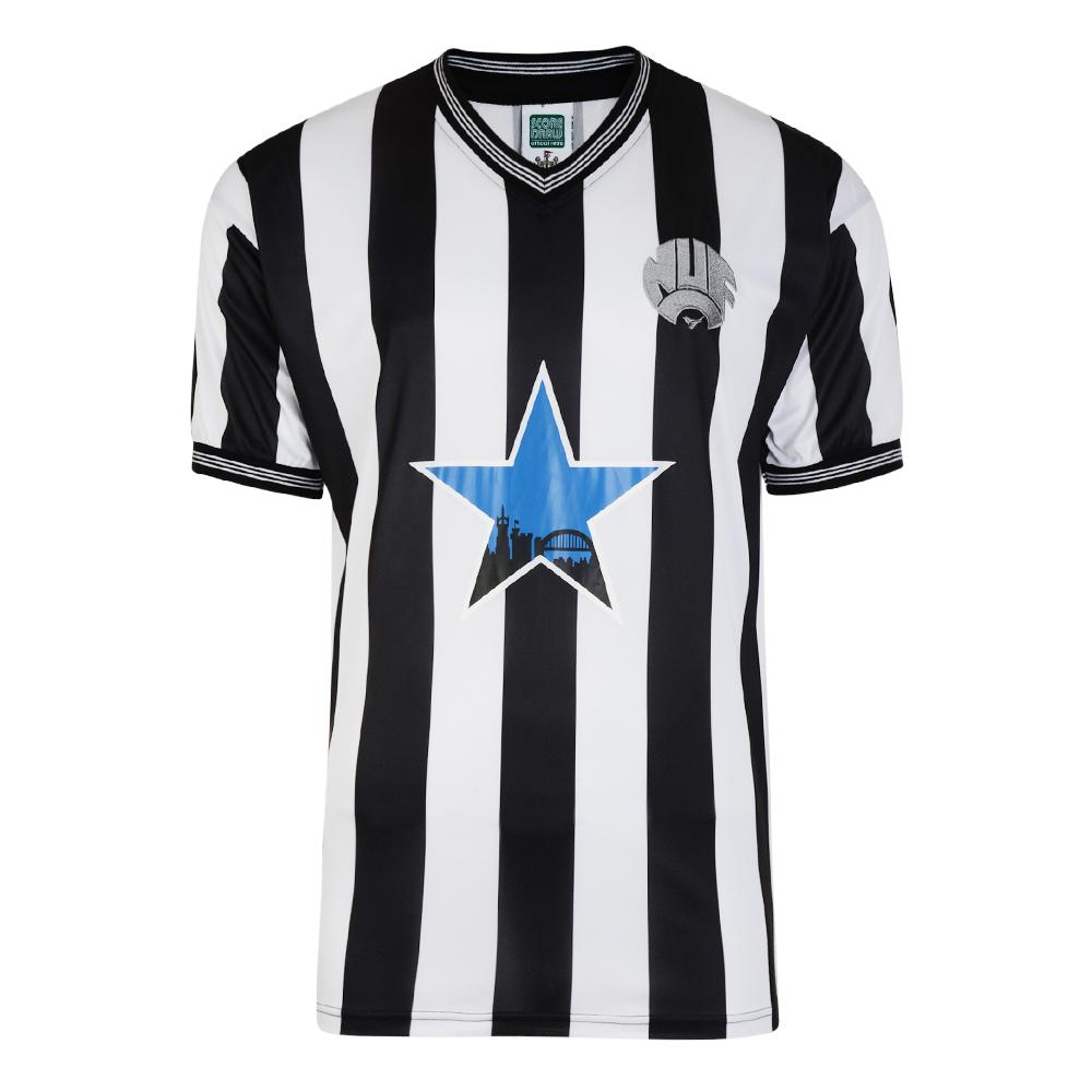 Newcastle United 1984 Retro Football Shirt