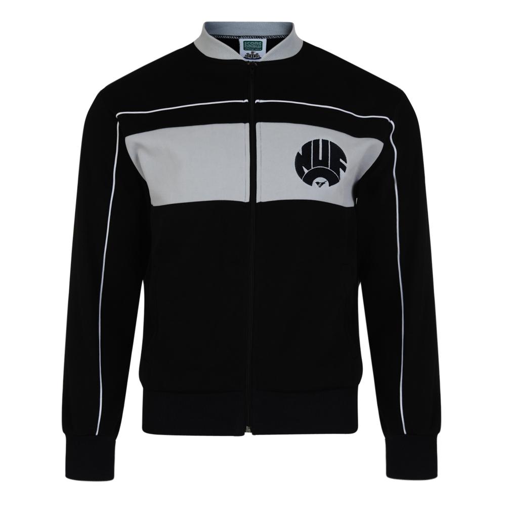 Newcastle United 1984 Retro Track Jacket