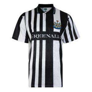 Newcastle United 1990 Retro Football Shirt