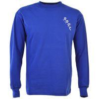 Raith Rovers 1970s Retro Football Shirt