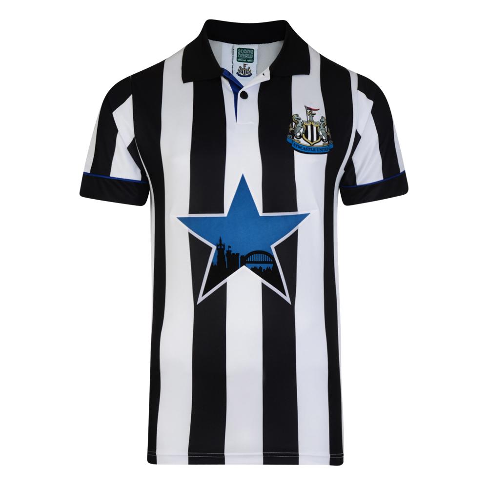 Newcastle United 1994 Retro Football Shirt