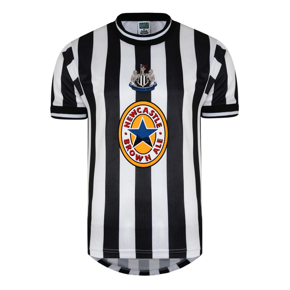 Newcastle United 1998 Retro Football Shirt