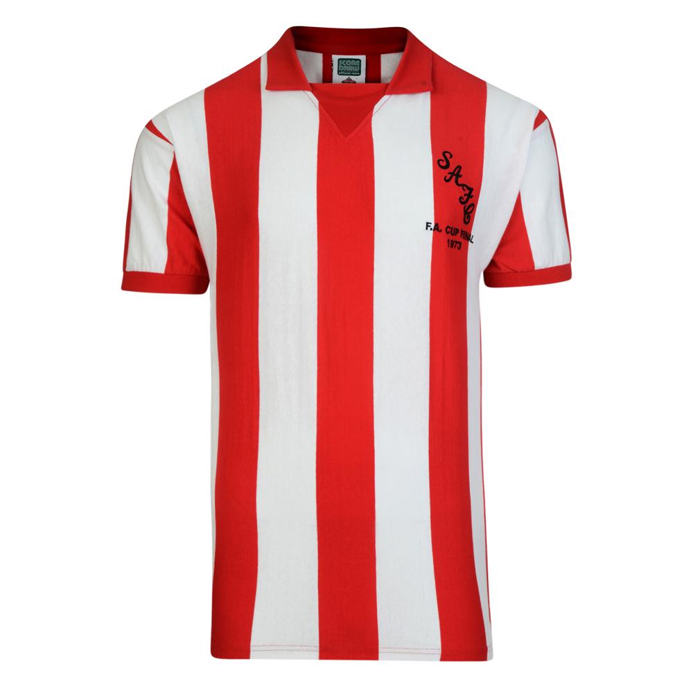 Sunderland 1973 FA Cup Final Retro Football Shirt
