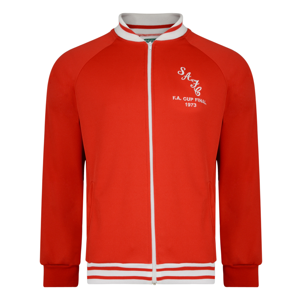 Sunderland 1973 FA Cup Final Retro Track Jacket