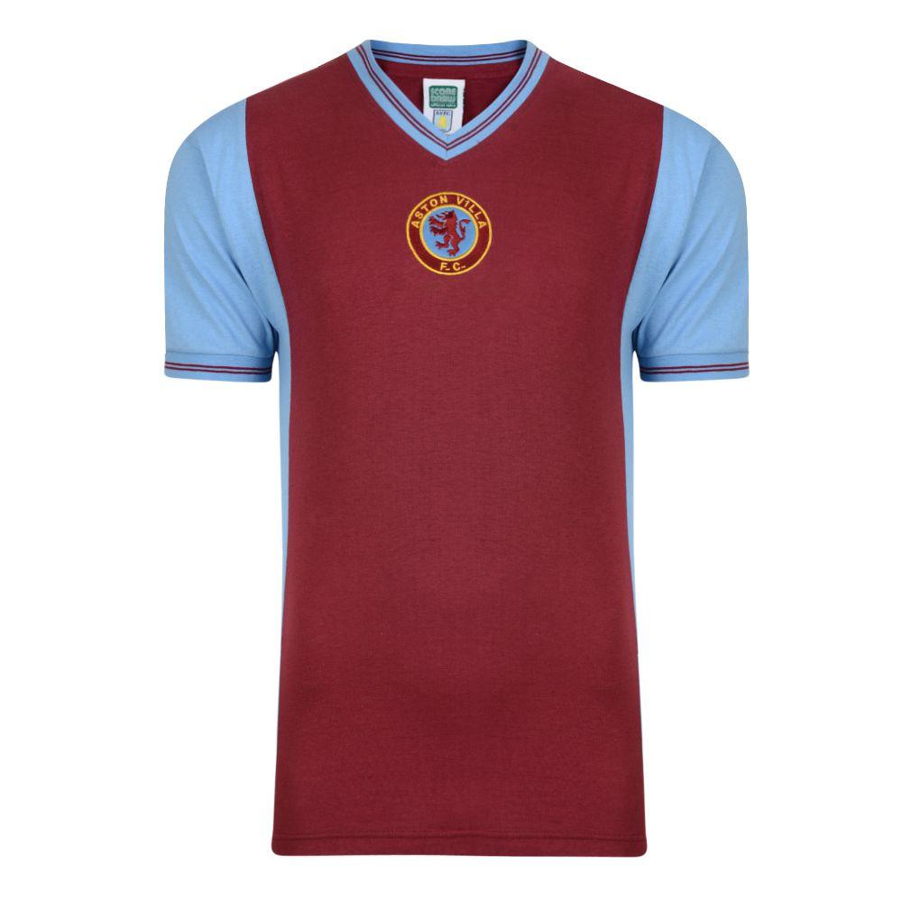 Aston Villa 1982 Retro Football Shirt
