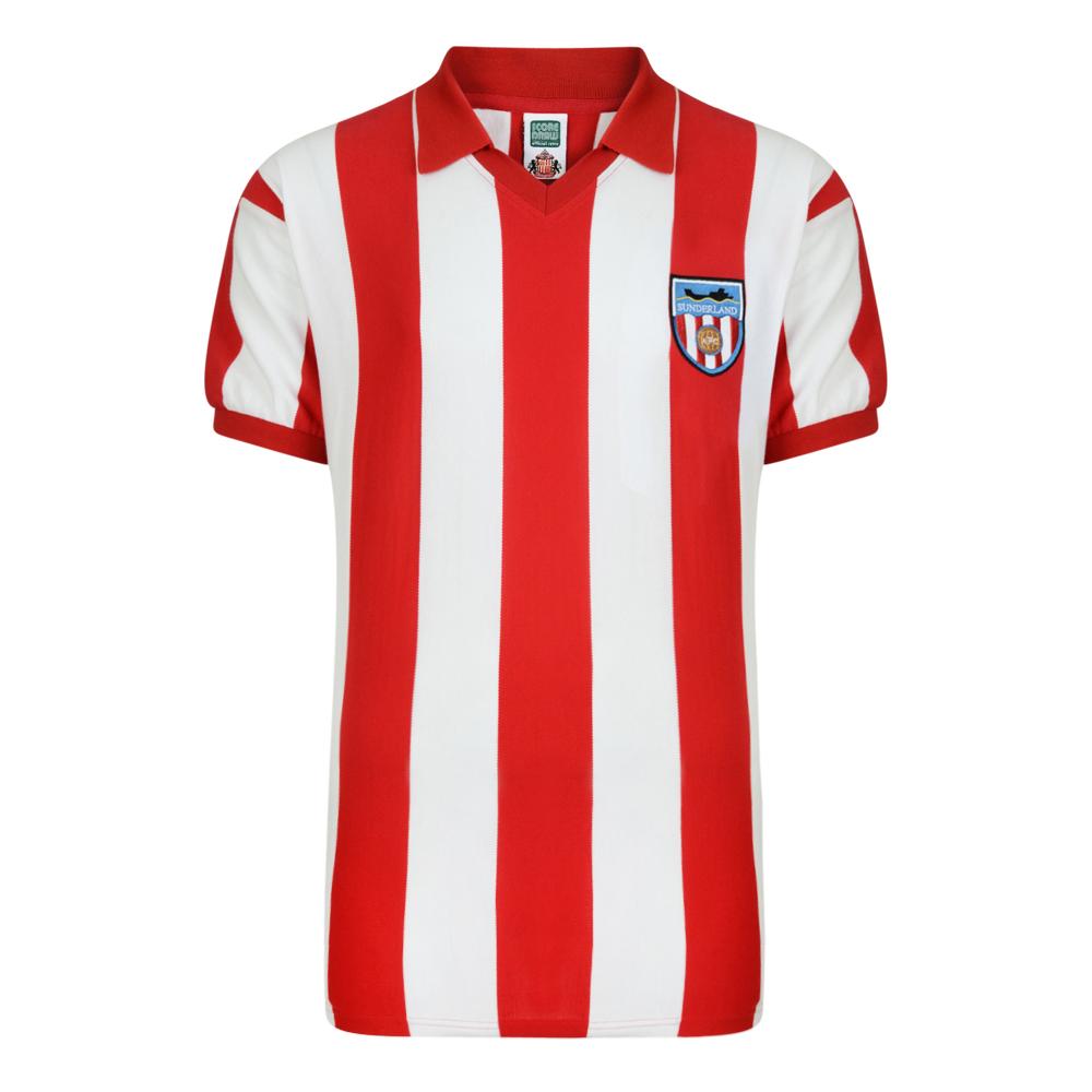 Sunderland 1978 Retro Football Shirt