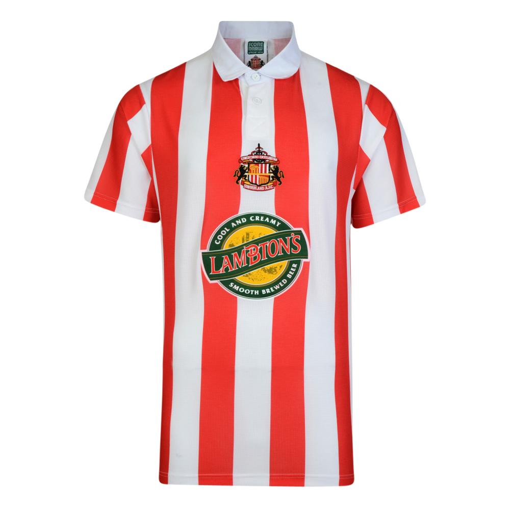 Sunderland 1999 Retro Football Shirt