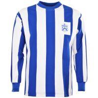 Coleraine 1960s Retro Football Shirt