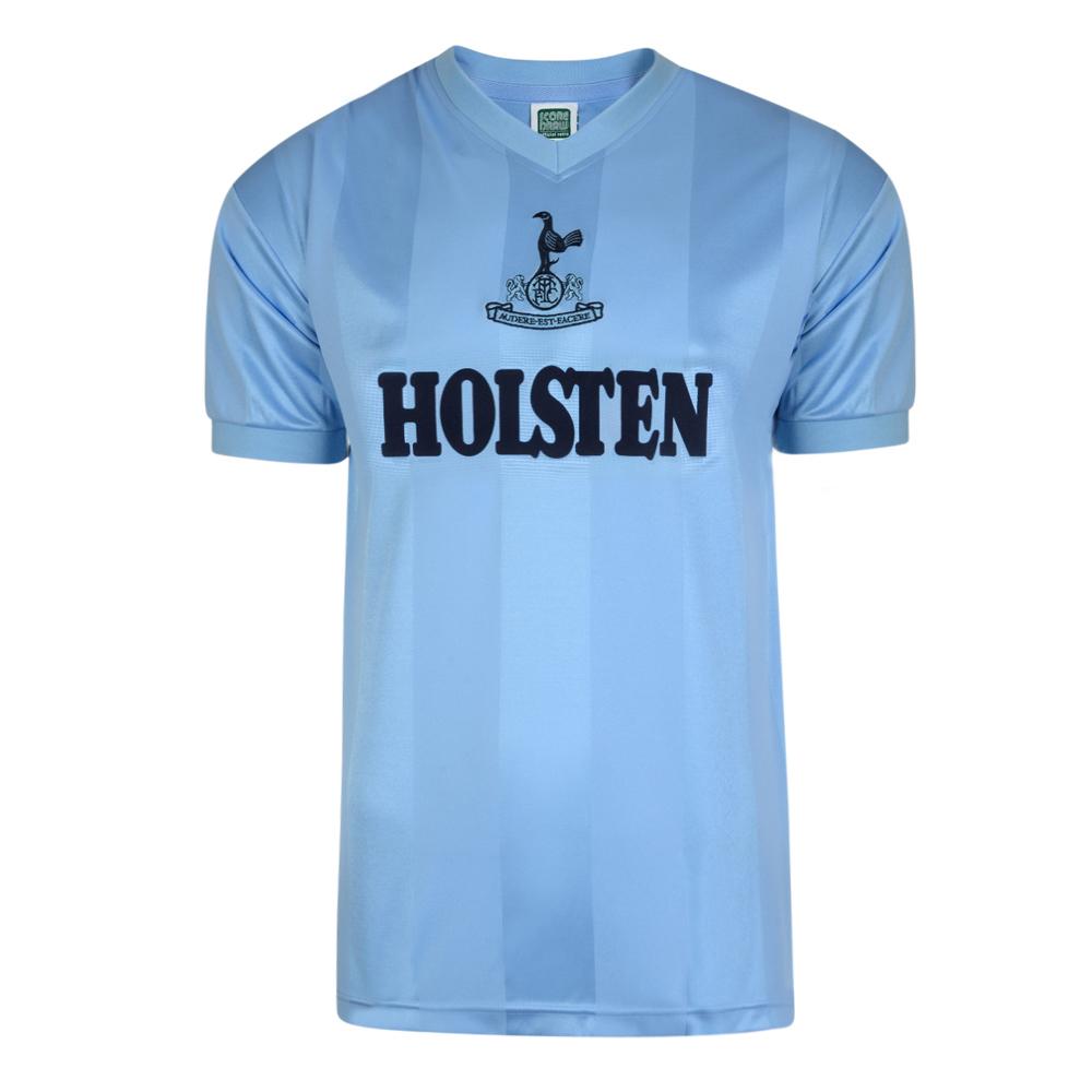 Tottenham Hotspur 1983 Away Retro Football Shirt