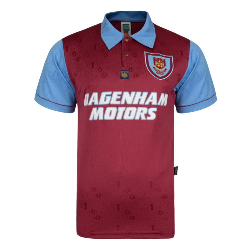 West Ham United 1995 Centenary Retro Shirt