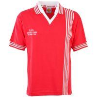 Aberdeen 1976 League Cup Final Retro Football Shirt