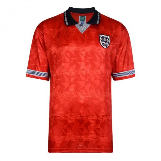 England 1990 World Cup Finals Away Retro Shirt