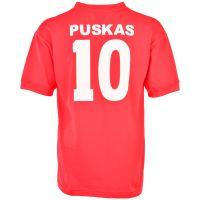 Hungary 1954 World Cup Final 'Puskas' Retro Football Shirt