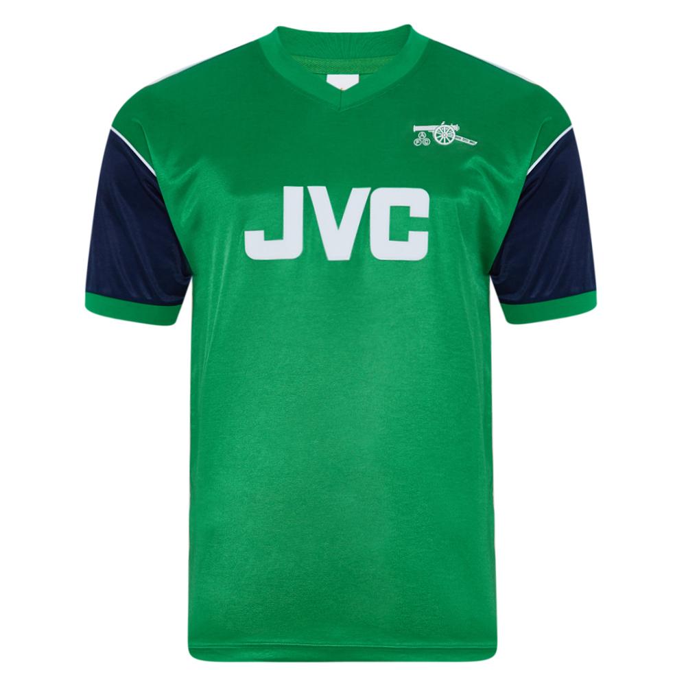 Arsenal 1982 Away Retro Football Shirt