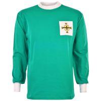 Northern Ireland 1965- 1971 Retro Football Shirt