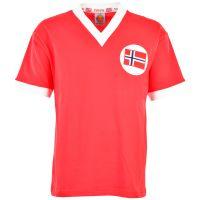 Norway 1960s Kids Retro Football Shirt