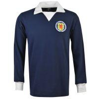 Scotland 1972 Retro Football Shirt