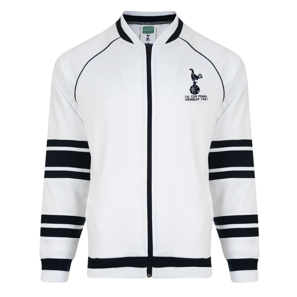 Tottenham Hotspur 1981 FA Cup Final Track Jacket