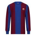 Barcelona 1974 Long Sleeve Retro Football Shirt