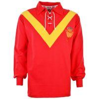Spain 1924 Retro Football Shirt