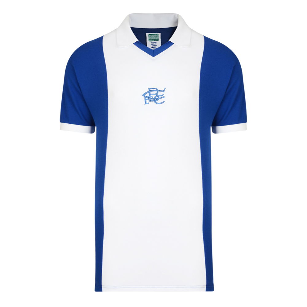 Birmingham City 1976 Retro Football Shirt