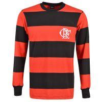 Flamengo 1960s Retro Football Shirt
