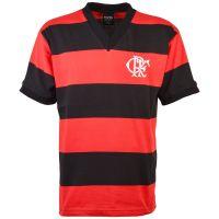 Flamengo 1960s Short Sleeve Retro Football Shirt