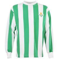 Real Betis 1960s Retro Football Shirt