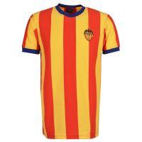 Valencia 1970s Retro Football Shirt