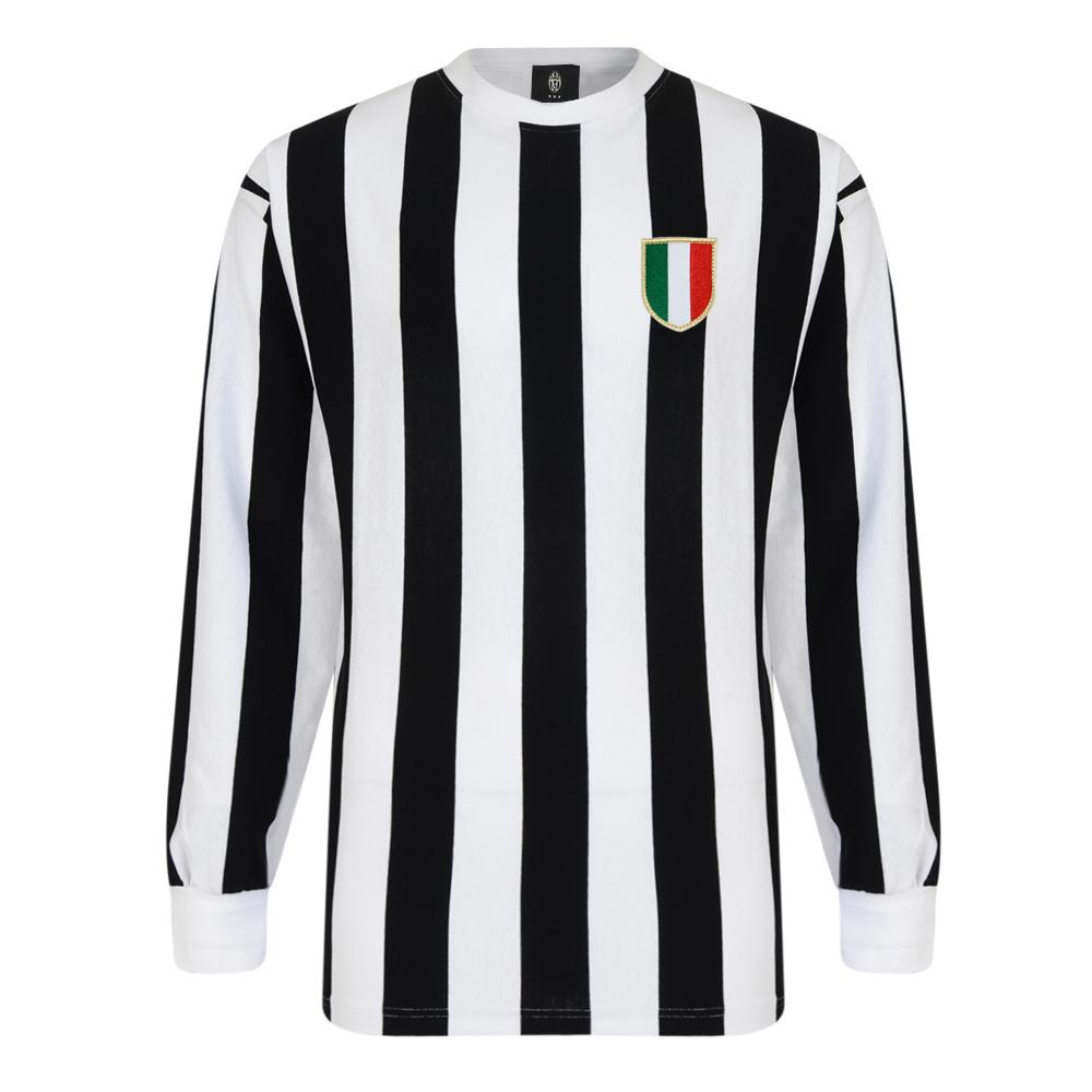 Juventus 1952 Retro Football Shirt