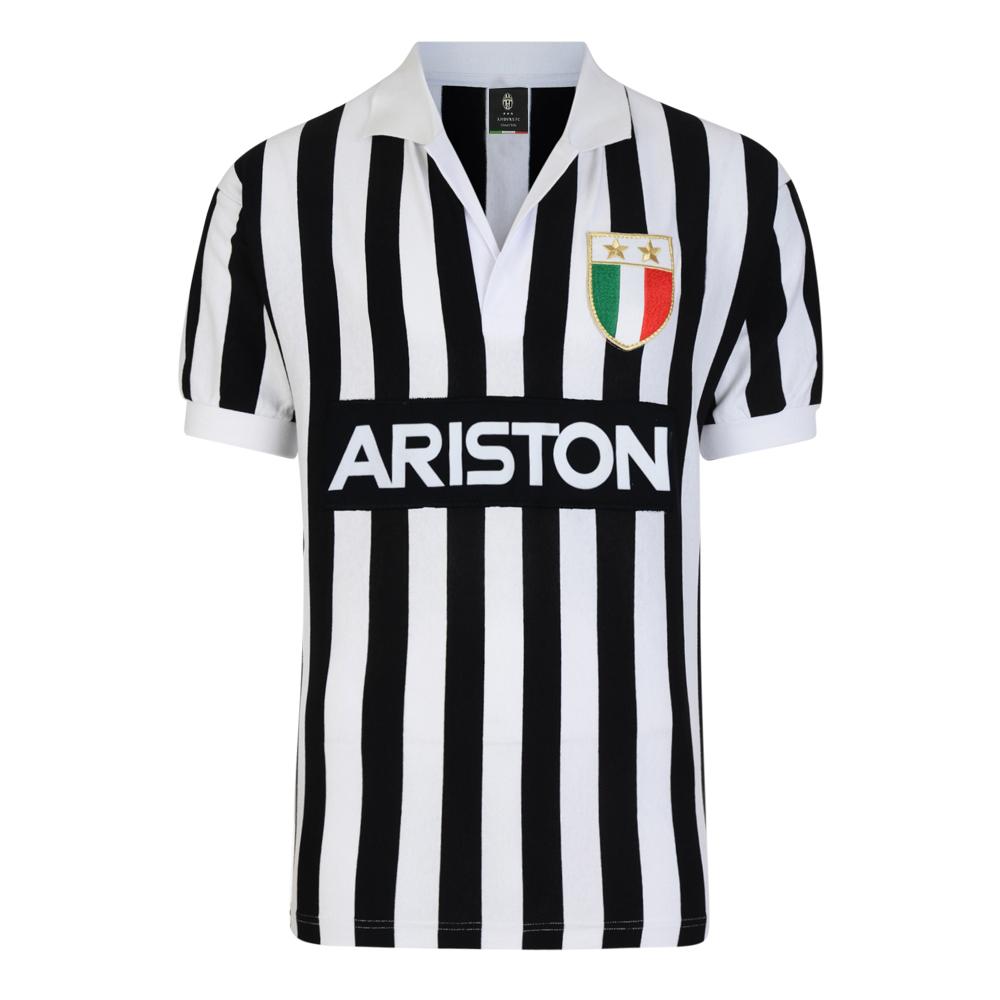 Juventus 1984 Retro Home Shirt