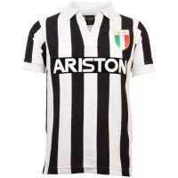 Juventus 1984-1985 Home Retro Football Shirt