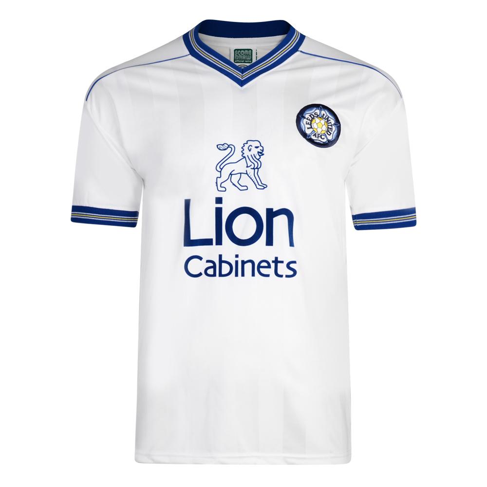 Leeds United 1984 Retro Home Shirt