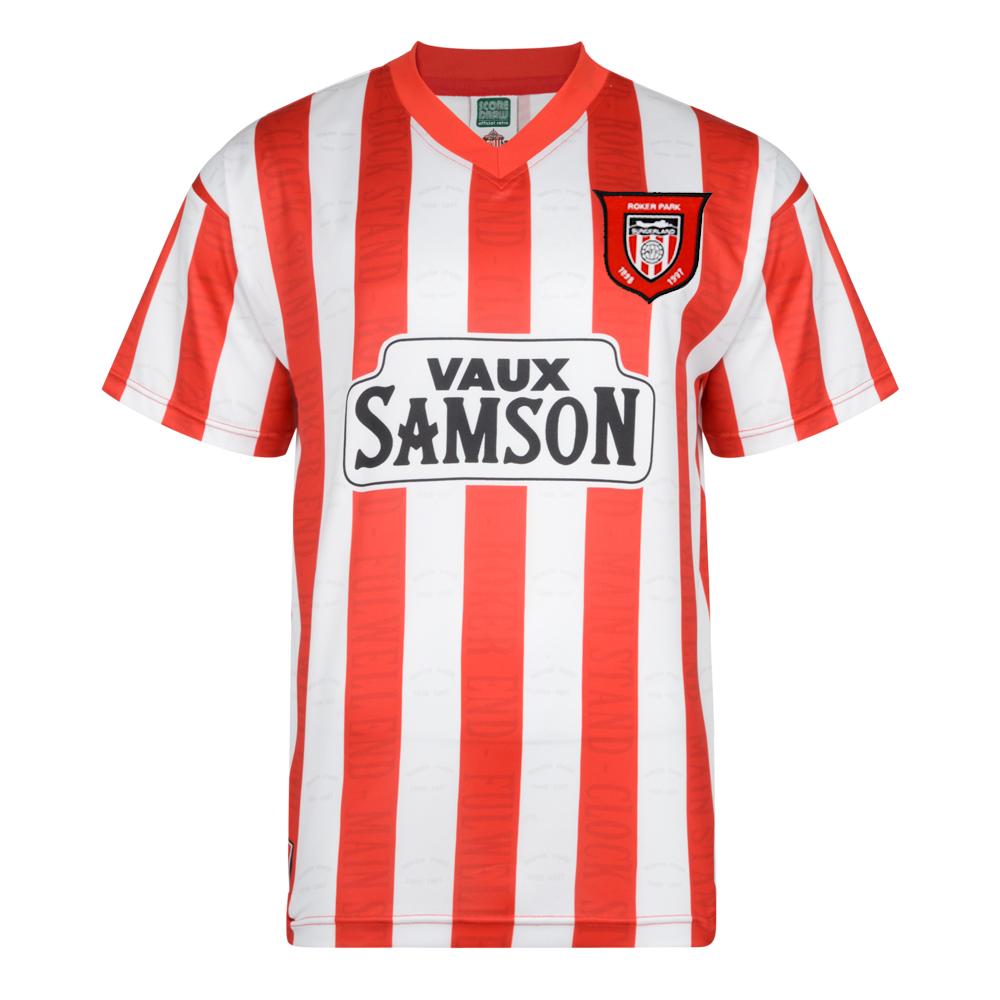 Sunderland 1997 Retro Football Shirt